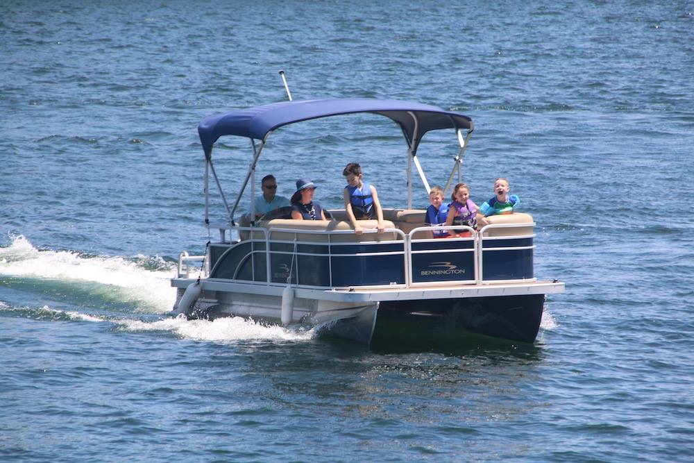 Picture of 24 Foot Pontoon